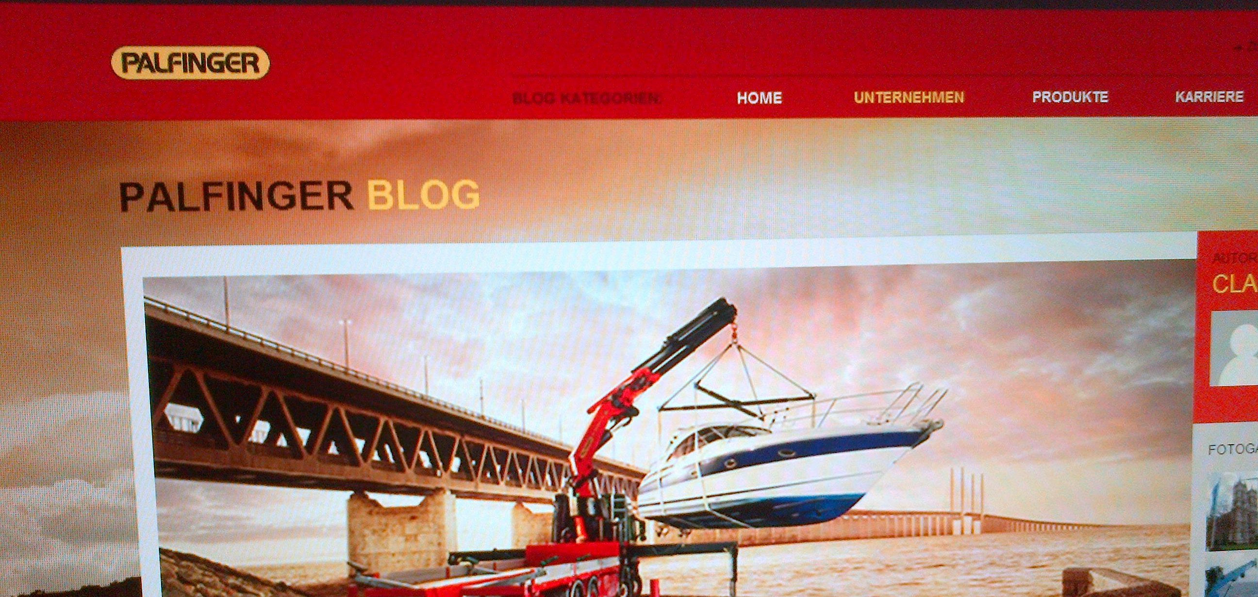 PALFINGER Blog