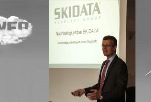 Skidata AG und respACT luden zum nachhaltigen Stell-Dich-Ein