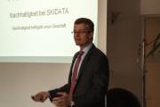 Hugo Rohner, Vorstandsvorsitzender Skidata AG