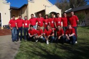 Gruppenbild Sales Conference Südamerika