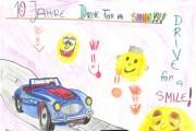 Kinderzeichnung_05_Sportwagenausfahrt