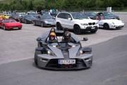 KTM X-Bow am Salzburg Ring
