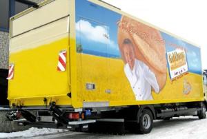 Am Ende (des Fahrzeugs) wird alles gut! Hubladebühnen und Ladebordwände aus dem PALFINGER Konzern.