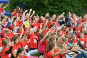 Amref Kids Challenge Race: Tolle Stimmung bei We are the Champions