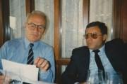 Herbert Ziegelböck und Hubert Palfinger