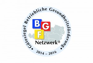 BGF-Gütesiegel Wiederverleihung für Epsilon Kran GmbH