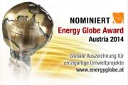 Energy Globe Nominierung Feuer
