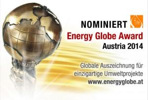 PALFINGER goes Energy Globe Austria Award 2014