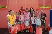 Prämierung des Kindermalwettbewerbs