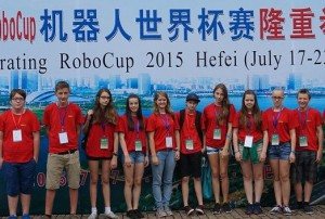 Robo Cup 2015 in China