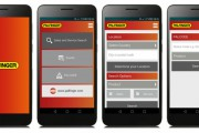 PALFINGER Mobile APP_Screens