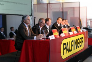 WHO, HOW, WHAT? – PALFINGER REPORTS ON ITS RECORD YEAR 2015