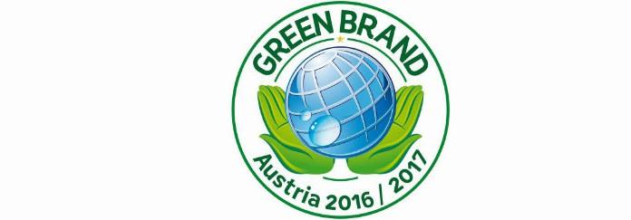 Erneut GREEN BRANDS Siegel für PALFINGER