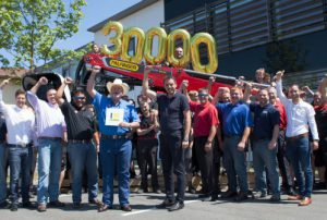 EPSILON hands over 30,000th crane to Texan installation partner