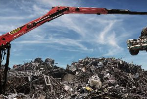 PALFINGER PRODUCTS – EPSILON Timber and Recycling Cranes