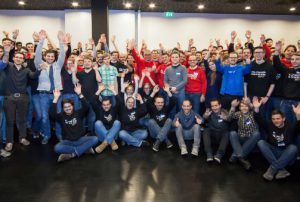 PALFINGER Hackathon ließ keine Wünsche offen