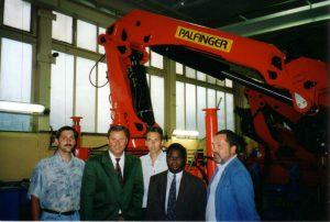25 Years AMREF – PALFINGER For Africa
