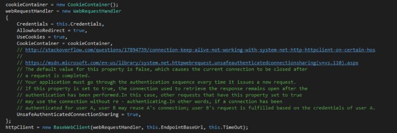 PALFINGER Blog | Fun with csharp, HTTP and Windows