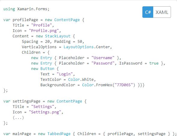 PALFINGER Blog | Xamarin Forms: The future of mobile app development
