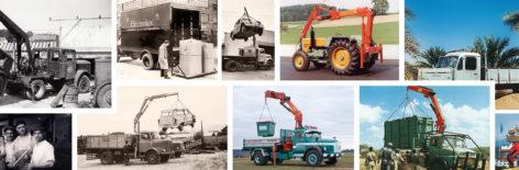 85 Jahre PALFINGER – eine faszinierende Unternehmensgeschichte