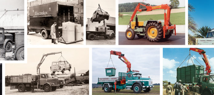 85 years of PALFINGER – a fascinating company history