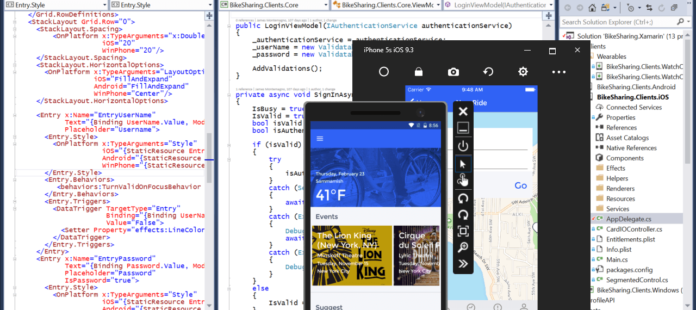 Xamarin.Forms: The future of mobile app development