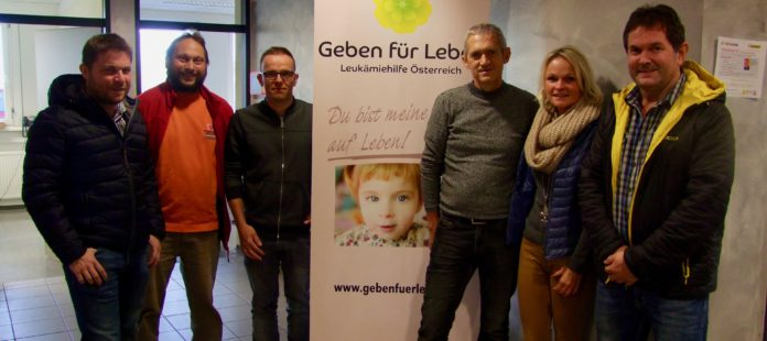 """""""Geben für Leben"""" – Spenden, die Leben retten können"""