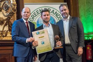 PALFINGER awarded as Green Brand Austria for the third time
