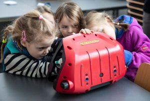 Mini Girls meet PALFINGER – Nachwuchsförderung für technische Berufe