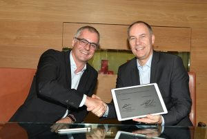 PALFINGER and DANFOSS take their partnership to a new level