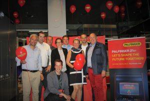 PALFINGER Büroeröffnung im Wiener Startup-Hub weXelerate war ein voller Erfolg