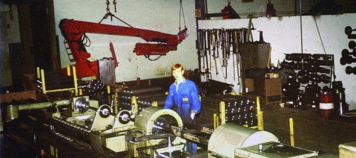 50 Jahre PALFINGER – gelebte Firmengeschichte